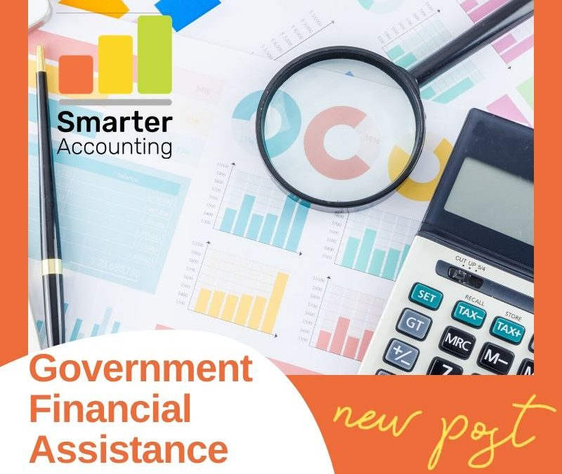 Smarter Business Brief – Self Employed Assistance