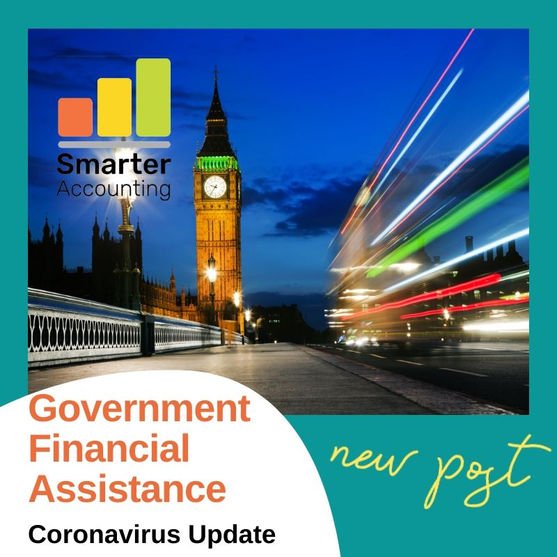 Government Financial Assistance Update