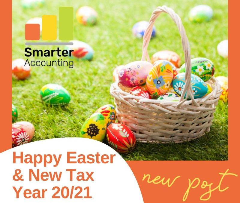 Happy Easter & New Tax Year