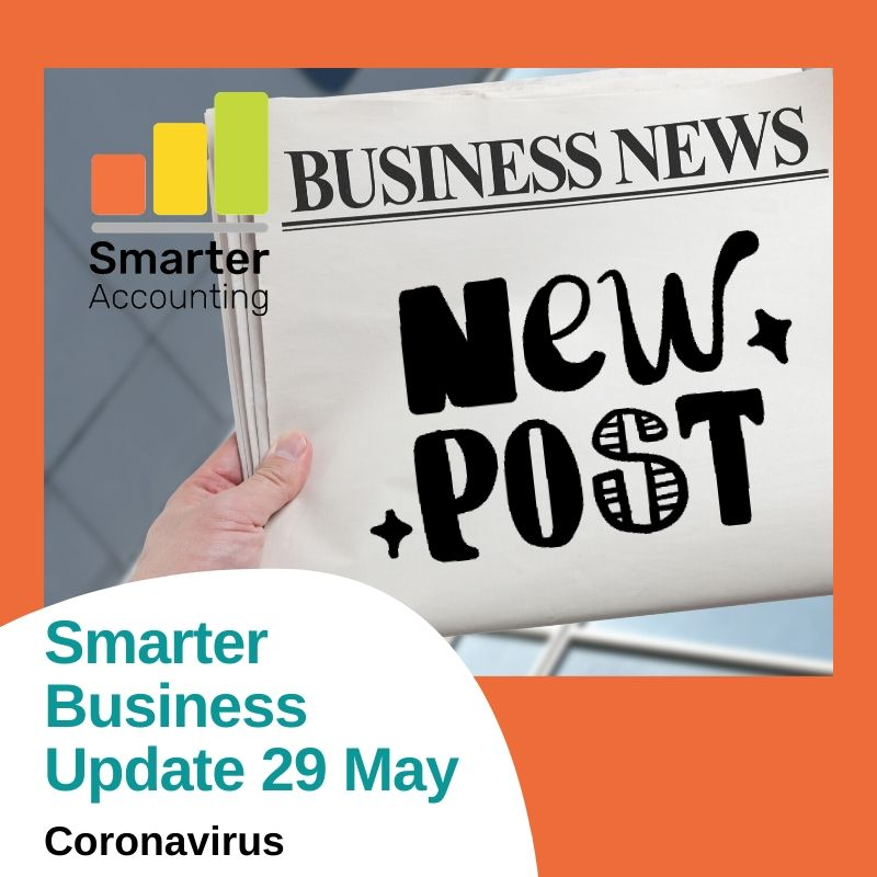Business Update 29 May