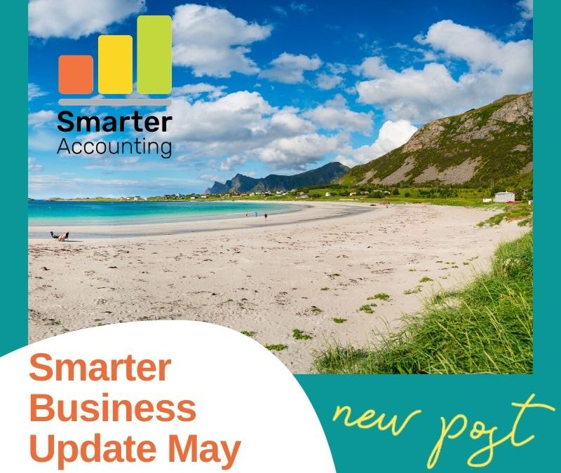 Smarter Business Update 1 May