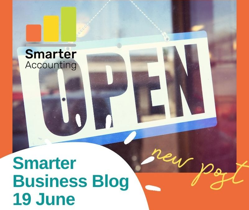 Business Blog 19 June