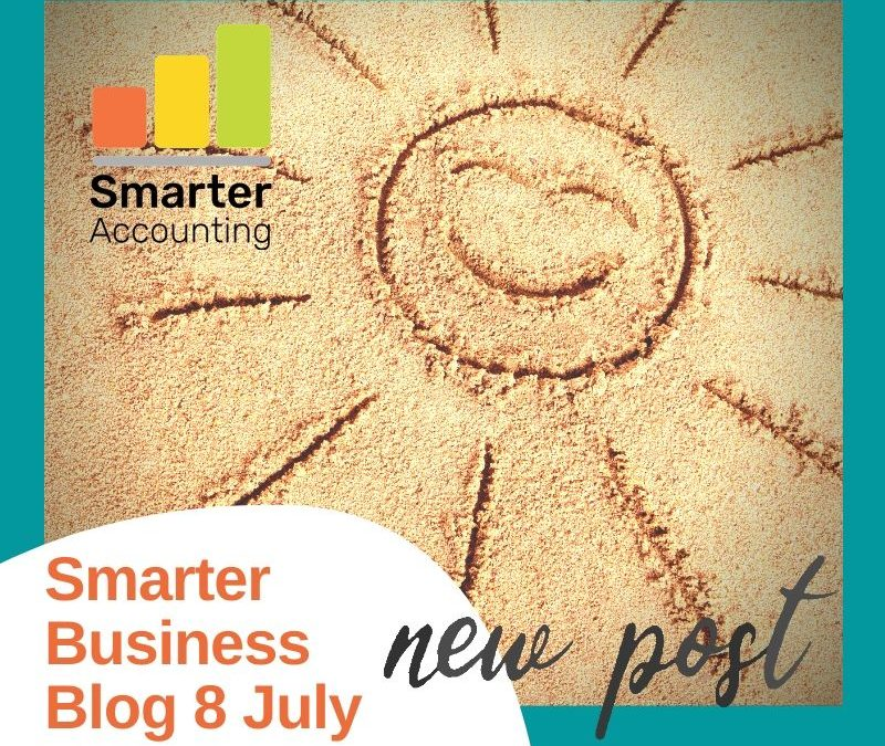 Business Blog 8 July