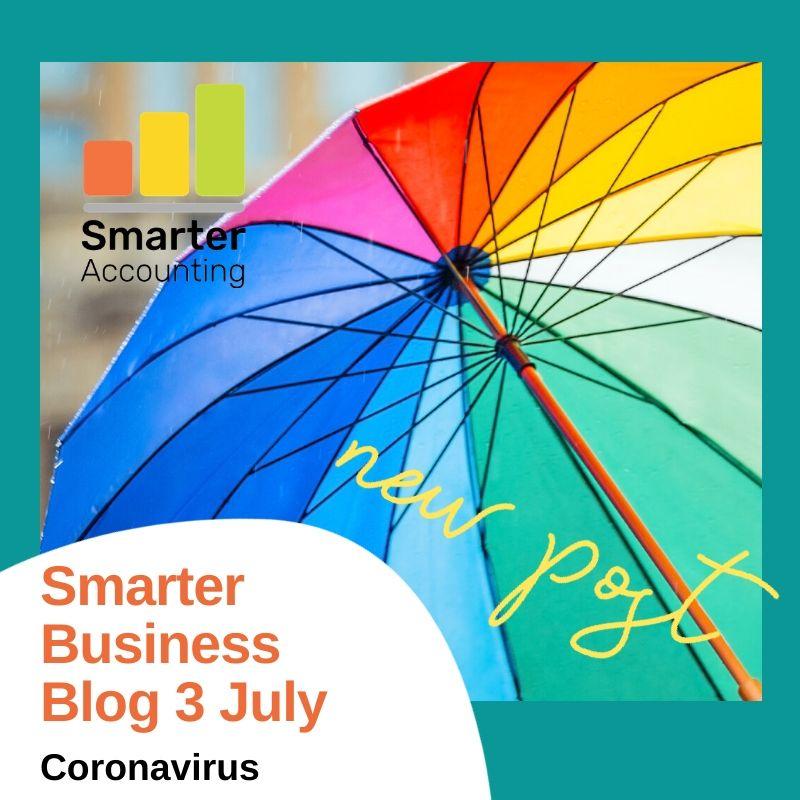 Business Blog 3 July