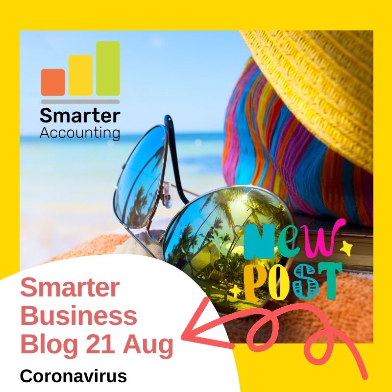 Business Blog 21 August