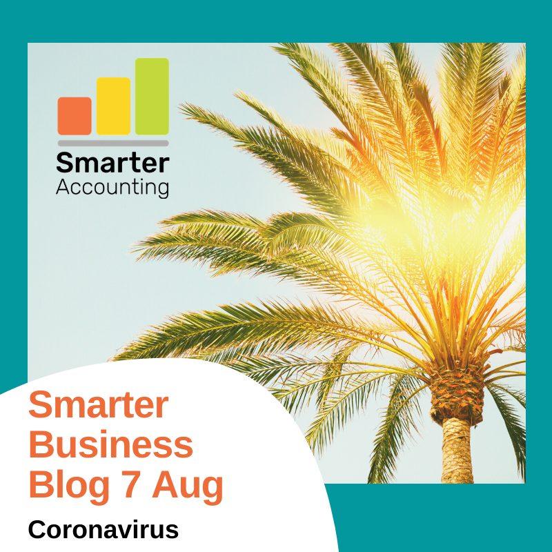 Business Blog 7 August