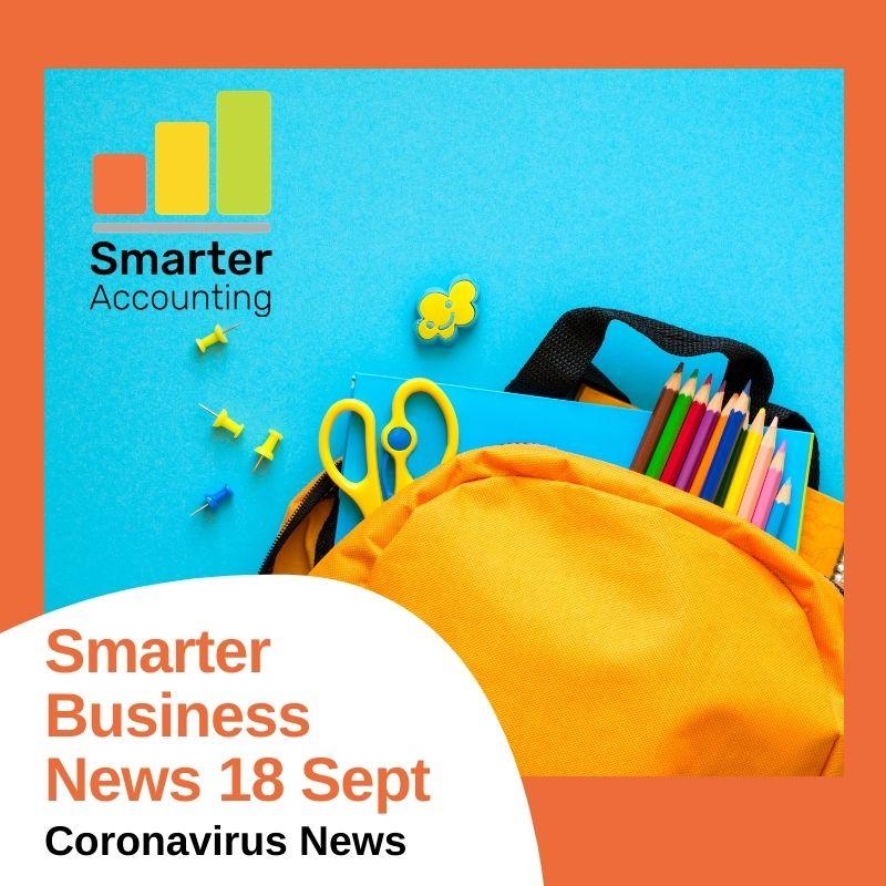 Business Blog 18 September