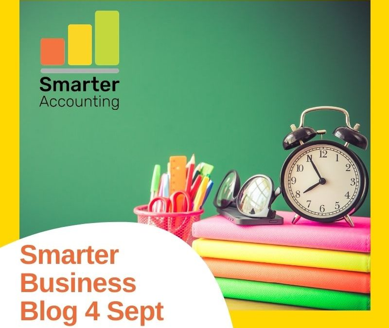 Business Blog 4 September
