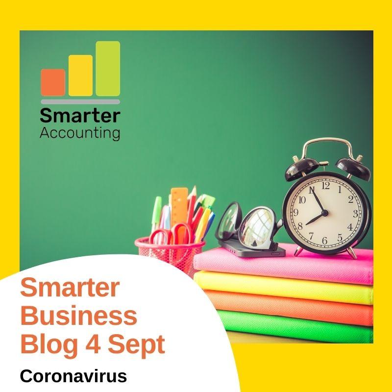 Business Blog 4 September