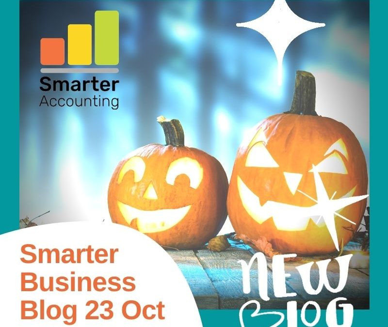 Business Blog 23 October