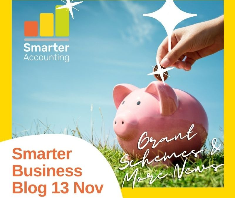 Business Blog 13 November