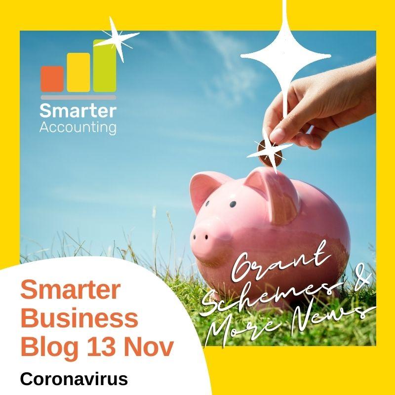 Business Blog 13 November