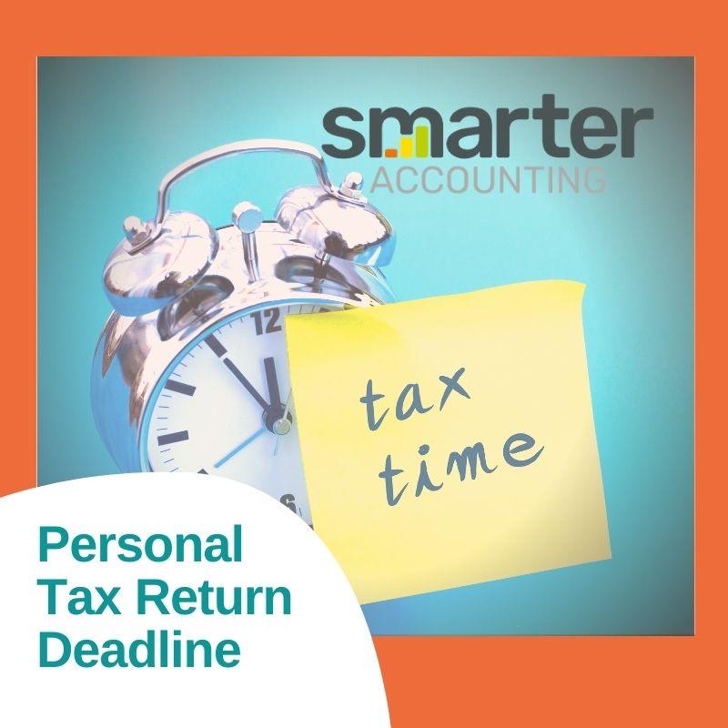 Personal Tax Return Deadline