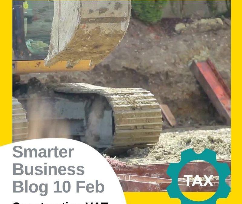 Construction VAT Reverse Charge
