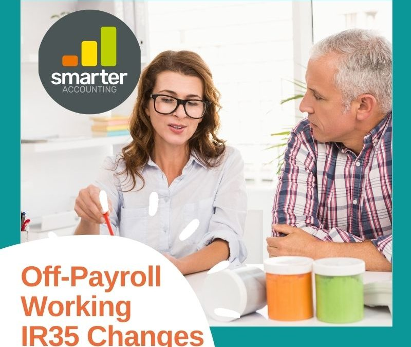 Off-Payroll Working IR35
