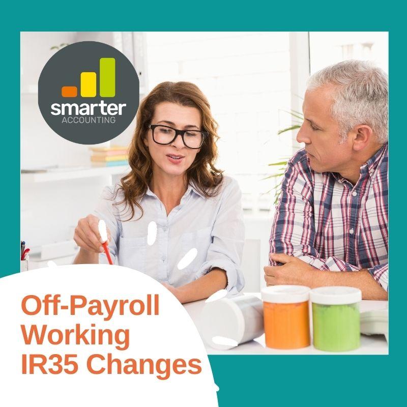 Off-Payroll Working IR35