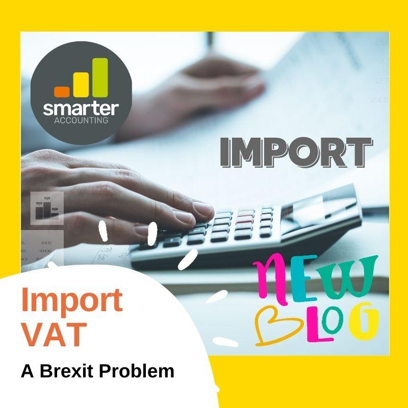 Import VAT – 12 April