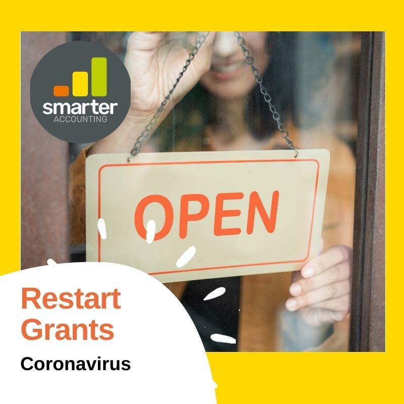 Restart Grants – 8 April